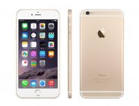 Pametni telefon APPLE iPhone 6 64GB zlat
