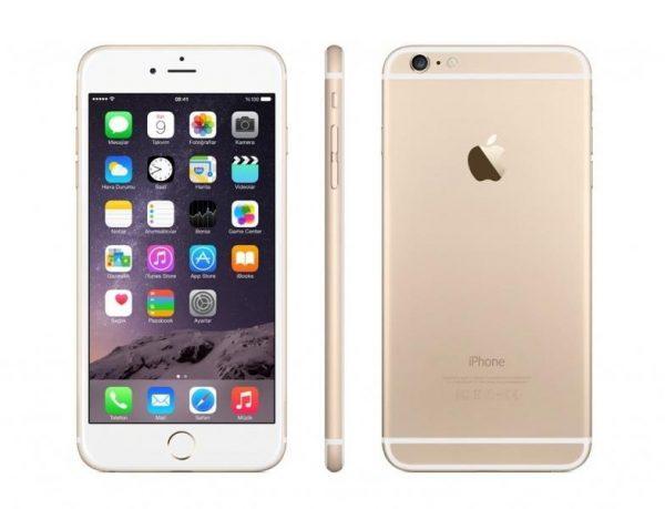 Pametni telefon APPLE iPhone 6 64GB zlat