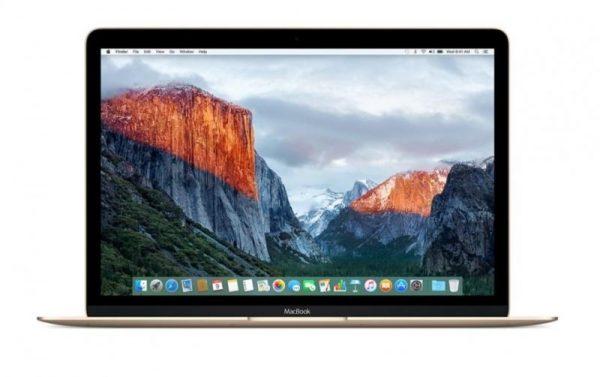 Prenosnik APPLE MacBook 12″ Intel M3/8GB/256GB SSD/Intel HD Graphics/MacOS