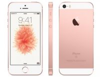 Pametni telefon APPLE iPhone SE 16GB rožnato zlat