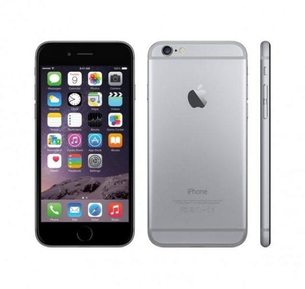Pametni telefon APPLE iPhone 6 64GB siv