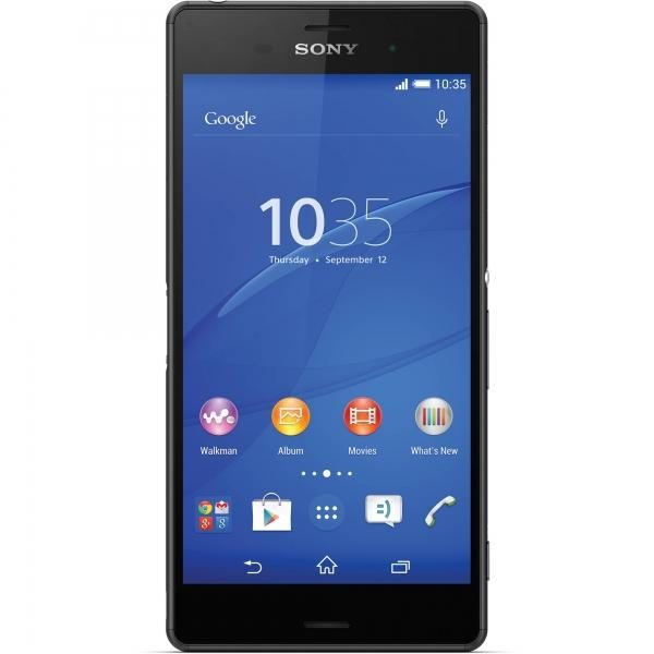 Pametni telefon SONY Xperia Z3 16GB črn