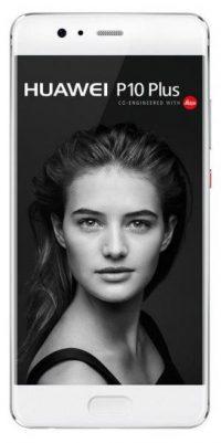 Pametni telefon HUAWEI P10 PLUS 128GB srebrn