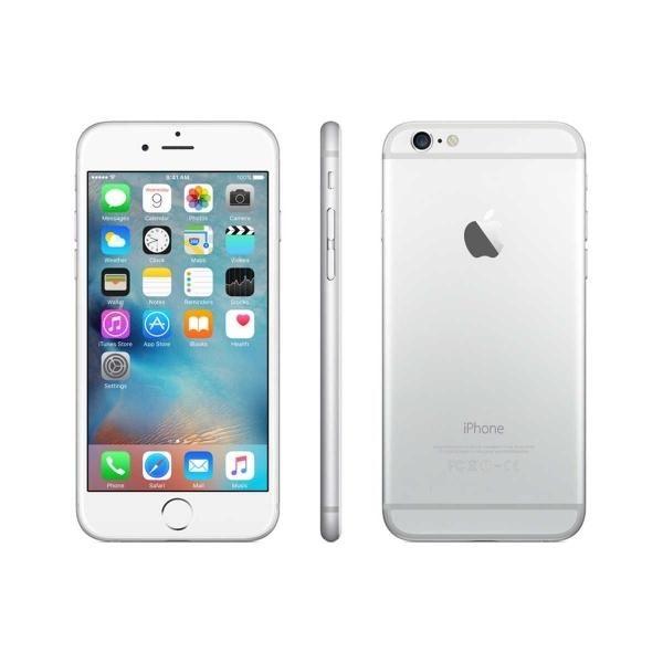 Pametni telefon APPLE iPhone 6 64GB srebrn
