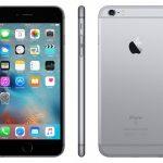 Pametni telefon APPLE iPhone 6S PLUS 16GB siv