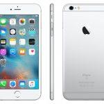 Pametni telefon APPLE iPhone 6S PLUS 16GB srebrn