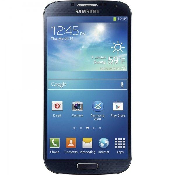 Pametni telefon SAMSUNG S4 I9500 črn