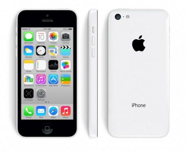 Pametni telefon APPLE iPhone 5C 16GB bel