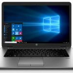 Prenosnik HP EliteBook 820 G3 / i5 / RAM 4 GB / 12,5″ WXGA