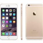 Pametni telefon APPLE iPhone 6 Plus 16GB ZLAT