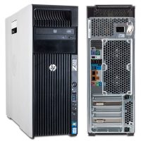 Rabljen računalnik HP Z620 Workstation Tower / Intel® Xeon® / RAM 32 GB / Quadro grafika